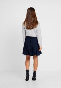 Anna Field Petite - A-line skirt - maritime blue - 2