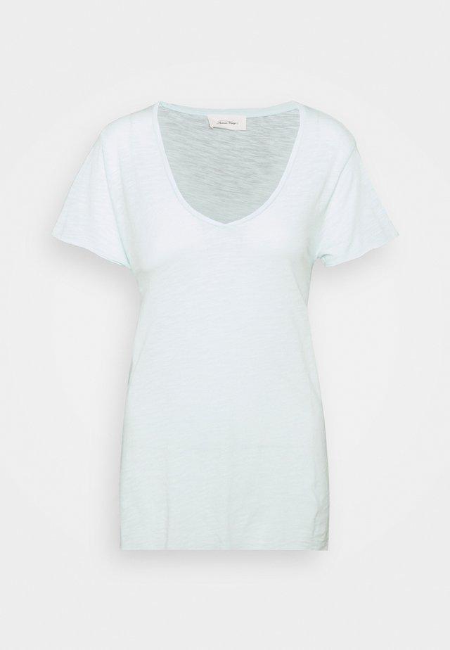 JACKSONVILLE - T-shirt basic - baby blue vintage