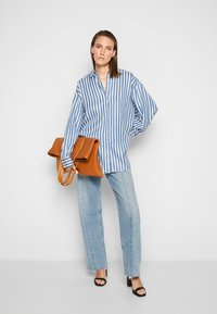 House of Dagmar - GINA - Button-down blouse - blue - 4