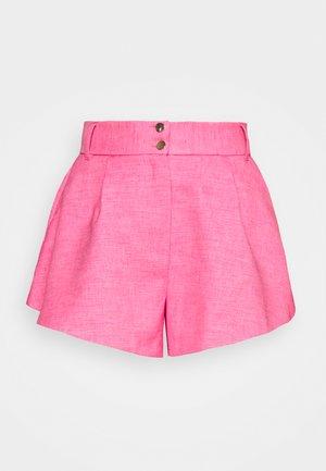 Szorty - pink bright