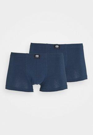 PANTS 2 PACK - Panties - midnight blue