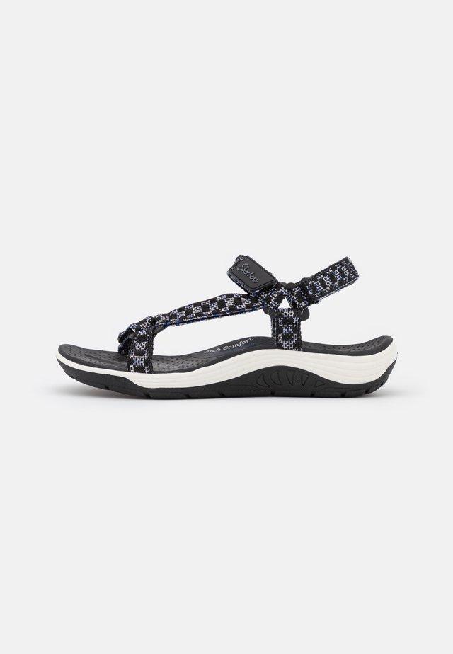 REGGAE CUP - Sandals - black