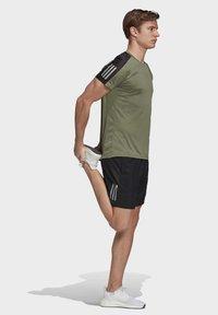adidas Performance - kurze Sporthose - black - 3