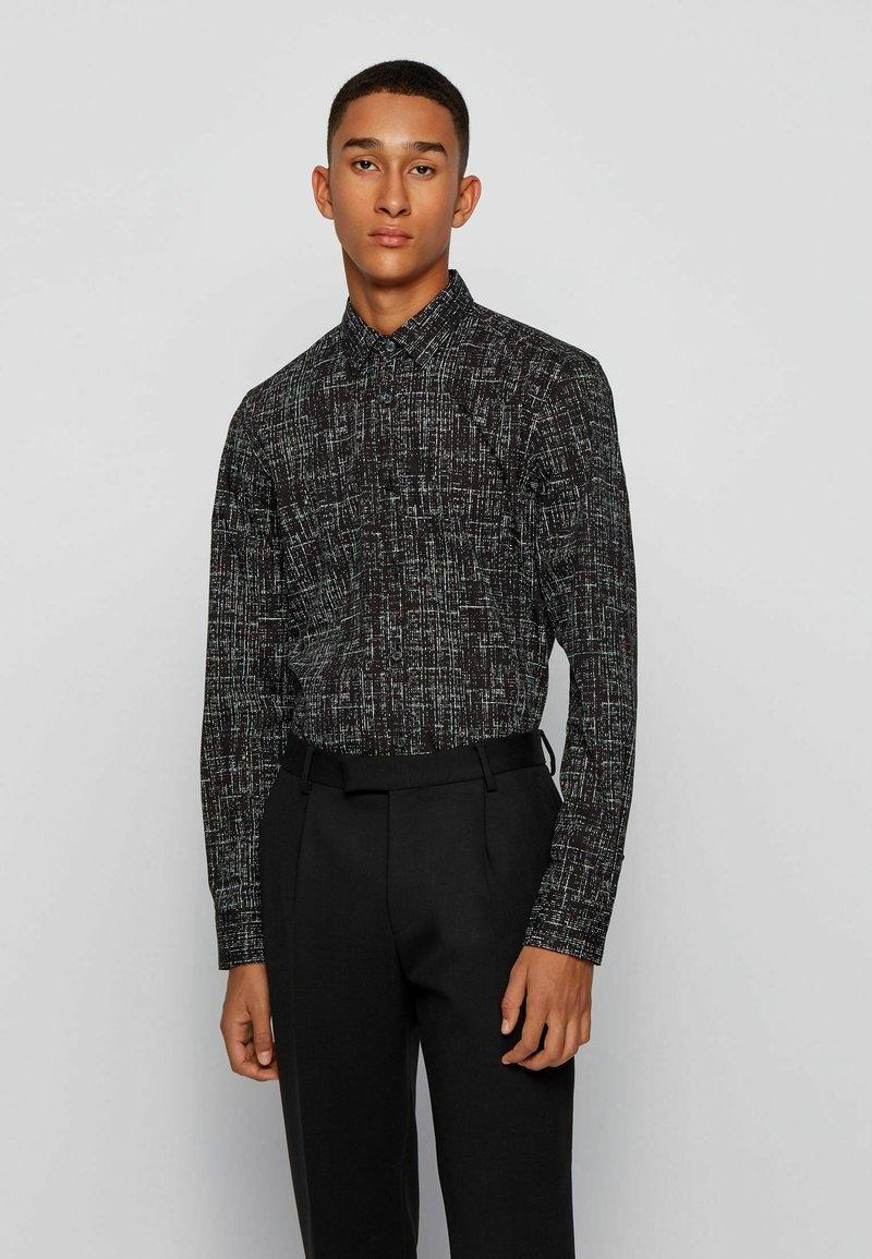 BOSS - RONNI - Camicia elegante - black