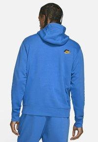 Nike Sportswear - Luvtröja - signal blue/signal blue - 2