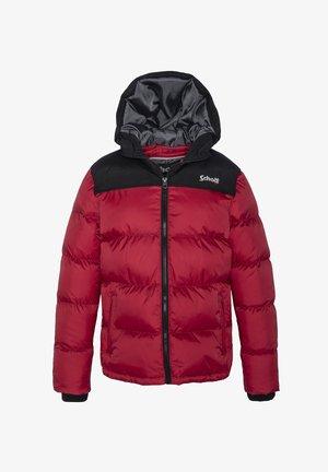 Winterjas - rouge