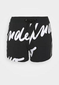 Moschino Underwear - SHORTS - Pyjamasbukse - black - 3