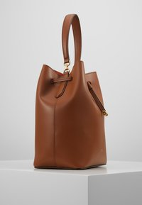 Lauren Ralph Lauren - SUPER SMOOTH DEBBY - Handbag - tan/monarc - 3