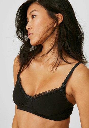 2 PACK - Underwired bra - black