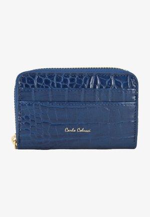 Wallet - blau