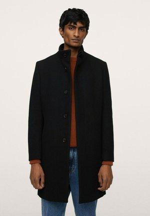 FUNNEL - Trenchcoat - black