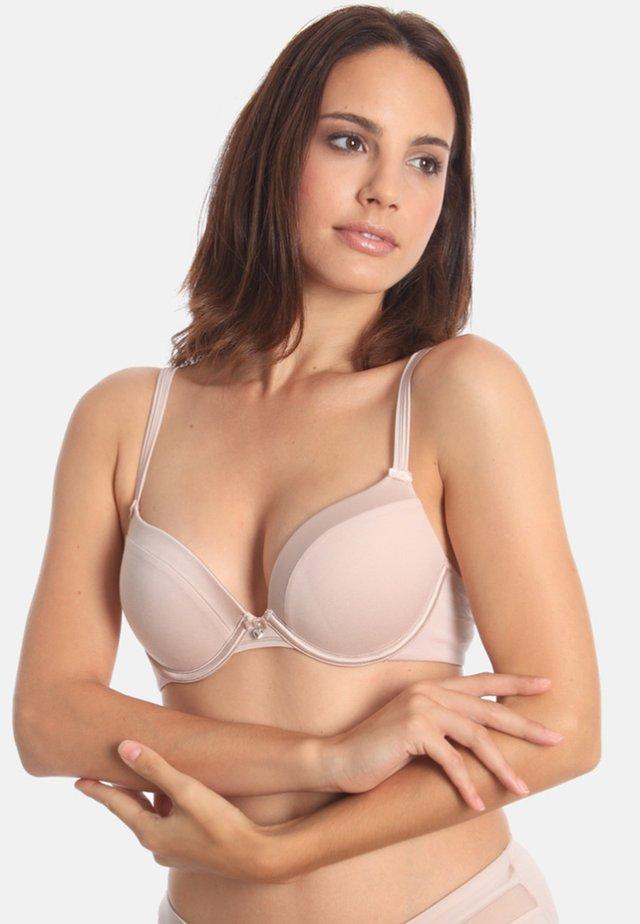 SENSUAL MORNING - Underwired bra - nude