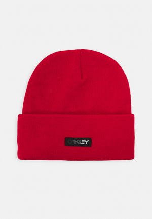 GRADIENT PATCH BEANIE - Pipo - red line