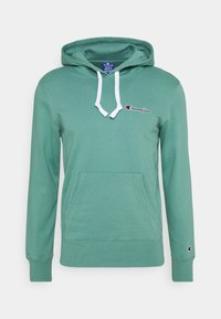 ROCHESTER HOODED  - Hoodie - turquoise