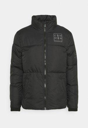 JACKET UNISEX  - Zimní bunda - black