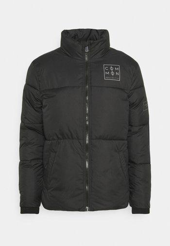 JACKET UNISEX  - Winter jacket - black