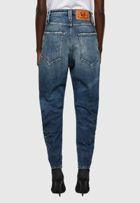 Diesel - Relaxed fit jeans - medium blue - 2
