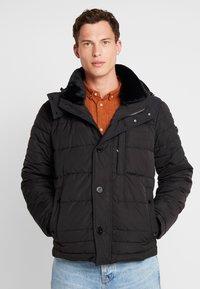 Strellson - NEWTOWN - Winter jacket - black - 0
