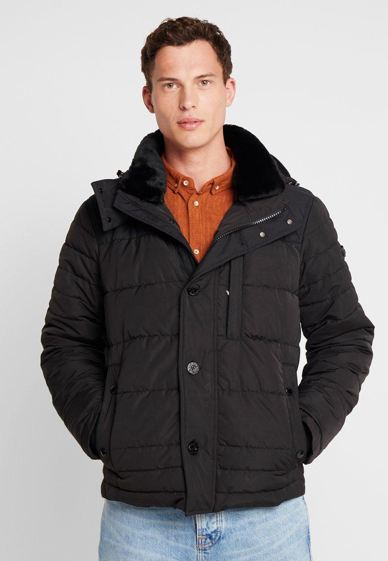 Strellson - NEWTOWN - Winter jacket - black