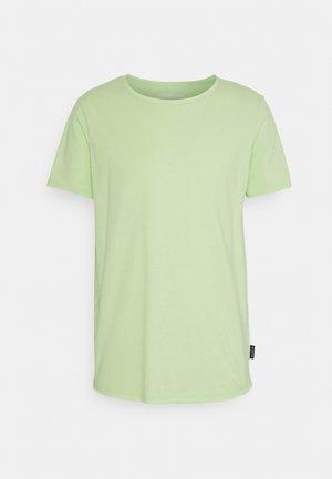 RAW EDGE UNISEX - Jednoduché triko - green
