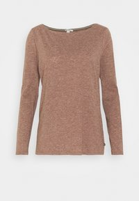 Esprit - Long sleeved top - brown - 0