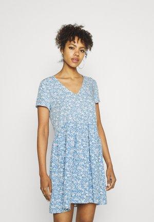 Denní šaty - blue/white