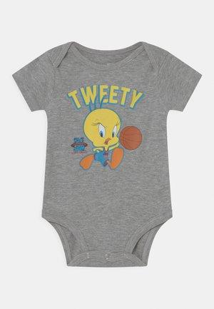 SPACE JAM TWEETY BALLIN CREEPER NEW UNISEX - T-shirt print - grey
