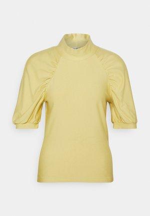 RIFA TURTLENECK - Basic T-shirt - dried moss
