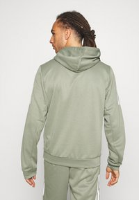 adidas Performance - MUST HAVES AEROREADY  - Hoodie - leggrn - 2