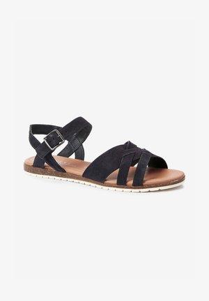 FOREVER COMFORT - Sandals - dark blue