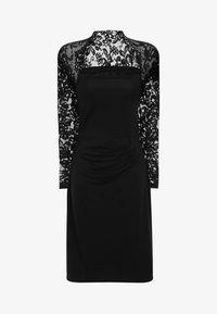 HotSquash - Pouzdrové šaty - black - 2