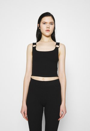 PIERA SINGLET - Top - black