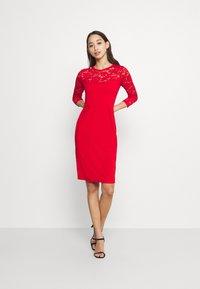 WAL G. - NALA DRESS - Day dress - red - 1