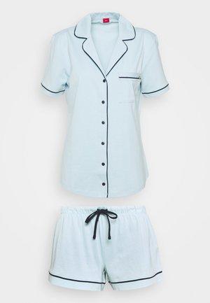 SHORTY  - Pyjama set - light blue