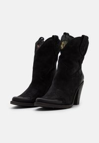 Felmini - STONES - High heeled ankle boots - marvin nero - 2