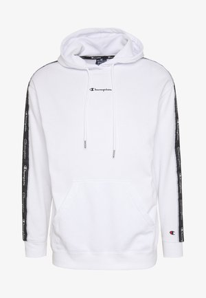 HOODED - Luvtröja - white