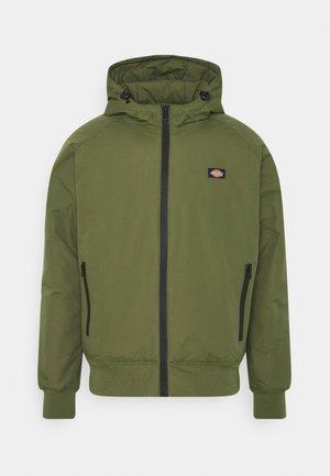 NEW SARPY - Overgangsjakker - army green