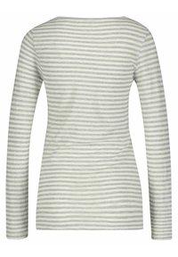 Marc O'Polo - AUS ORGANIC QUALITÄT - Long sleeved top - offwhite - 2