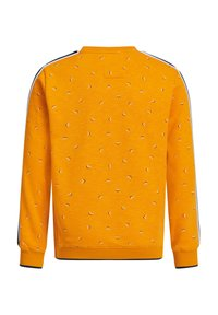 WE Fashion - MET DESSIN EN TAPEDETAIL - Sweatshirt - orange - 1