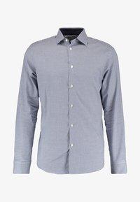 Selected Homme - SLHSLIMNEW MARK - Zakelijk overhemd - dark navy/white - 5