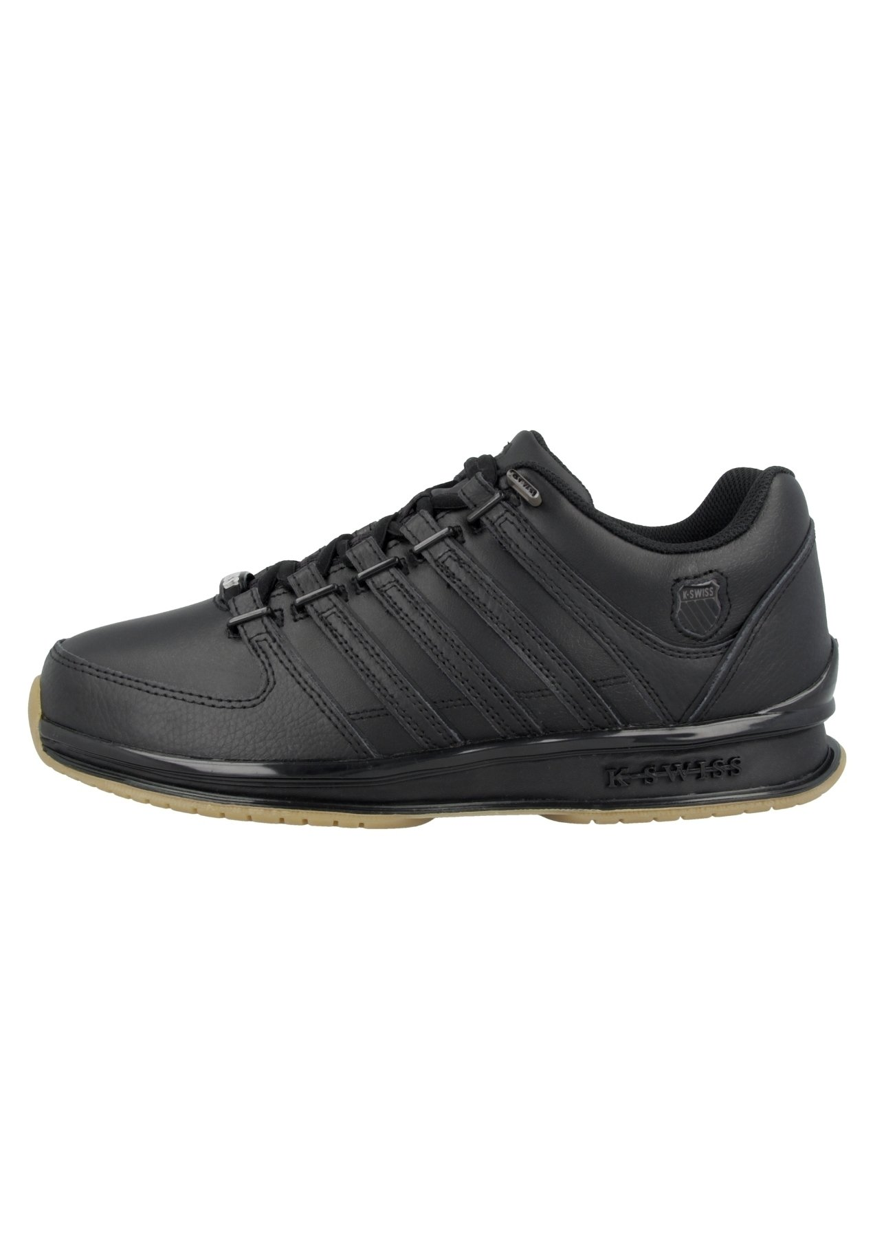 Homme RINZLER - Baskets basses - black gum