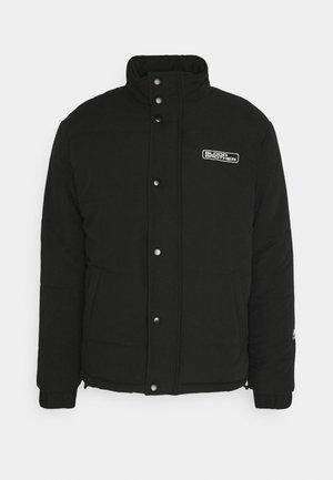 MANOR PUFFER - Zimní bunda - black