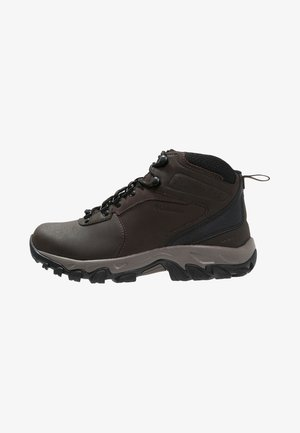 NEWTON RIDGE PLUS II WATERPROOF - Hiking shoes - brown