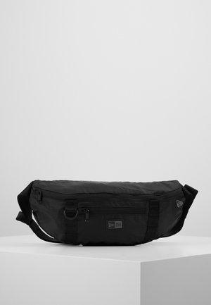 WAIST BAG LIGHT - Bum bag - black