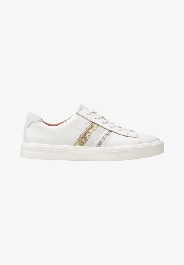 Sneakers laag - white interest