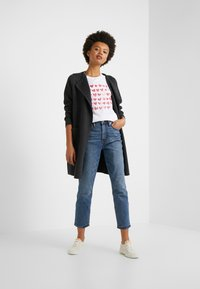 J.CREW - JULIETTE  - Kardigan - heather coal - 1