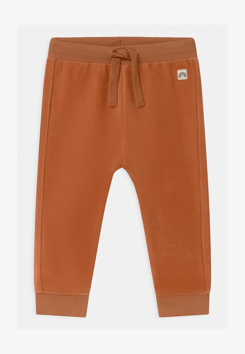 Lindex - UNISEX - Trousers - light brown