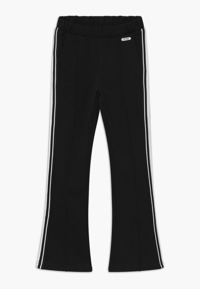 BODIL - Tracksuit bottoms - black