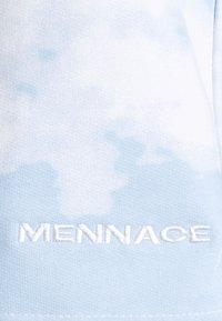 Mennace - SUNDAZE CLOUD REGULAR UNISEX - Shorts - blue - 2