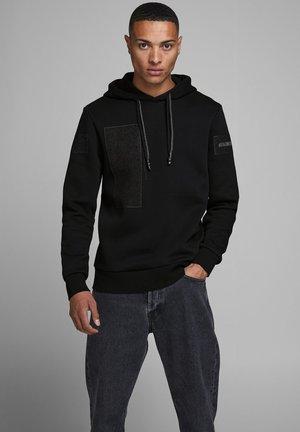 JCOGUNTHER HOOD - Sweatshirt - black